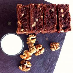 ZUKR Organic Walnut Brownies